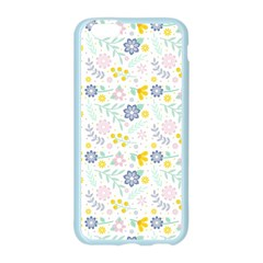 Vintage Spring Flower Pattern  Apple Seamless iPhone 6/6S Case (Color)