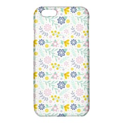 Vintage Spring Flower Pattern  iPhone 6/6S TPU Case