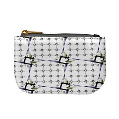 Fractal Design Pattern Mini Coin Purses