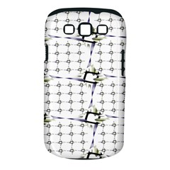 Fractal Design Pattern Samsung Galaxy S Iii Classic Hardshell Case (pc+silicone)