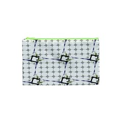 Fractal Design Pattern Cosmetic Bag (xs)