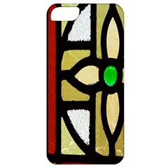 A Detail Of A Stained Glass Window Apple Iphone 5 Classic Hardshell Case