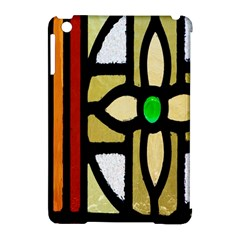 A Detail Of A Stained Glass Window Apple iPad Mini Hardshell Case (Compatible with Smart Cover)