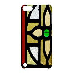 A Detail Of A Stained Glass Window Apple iPod Touch 5 Hardshell Case with Stand