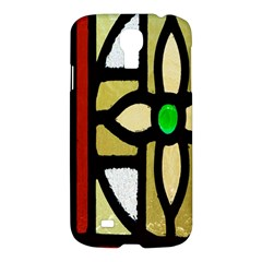 A Detail Of A Stained Glass Window Samsung Galaxy S4 I9500/i9505 Hardshell Case