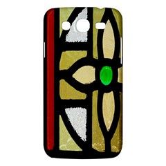 A Detail Of A Stained Glass Window Samsung Galaxy Mega 5.8 I9152 Hardshell Case