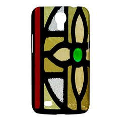 A Detail Of A Stained Glass Window Samsung Galaxy Mega 6 3  I9200 Hardshell Case