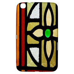 A Detail Of A Stained Glass Window Samsung Galaxy Tab 3 (8 ) T3100 Hardshell Case
