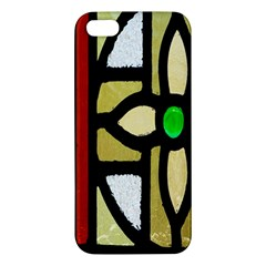 A Detail Of A Stained Glass Window Iphone 5s/ Se Premium Hardshell Case
