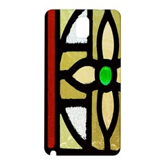 A Detail Of A Stained Glass Window Samsung Galaxy Note 3 N9005 Hardshell Back Case