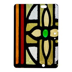 A Detail Of A Stained Glass Window Kindle Fire Hdx 8 9  Hardshell Case