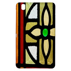 A Detail Of A Stained Glass Window Samsung Galaxy Tab Pro 8 4 Hardshell Case