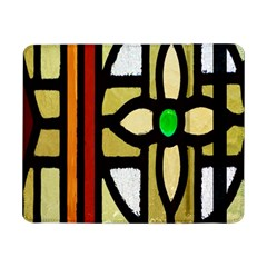 A Detail Of A Stained Glass Window Samsung Galaxy Tab Pro 8 4  Flip Case