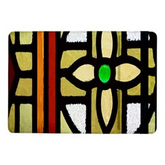 A Detail Of A Stained Glass Window Samsung Galaxy Tab Pro 10 1  Flip Case
