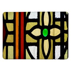 A Detail Of A Stained Glass Window Samsung Galaxy Tab Pro 12.2  Flip Case