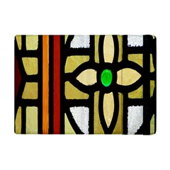 A Detail Of A Stained Glass Window Ipad Mini 2 Flip Cases