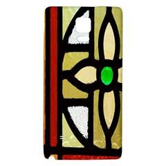 A Detail Of A Stained Glass Window Galaxy Note 4 Back Case