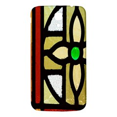 A Detail Of A Stained Glass Window Samsung Galaxy Mega I9200 Hardshell Back Case