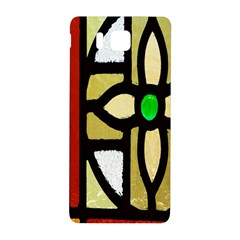 A Detail Of A Stained Glass Window Samsung Galaxy Alpha Hardshell Back Case
