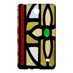 A Detail Of A Stained Glass Window Samsung Galaxy Tab 4 (7 ) Hardshell Case