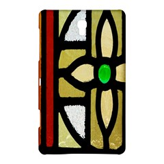 A Detail Of A Stained Glass Window Samsung Galaxy Tab S (8 4 ) Hardshell Case