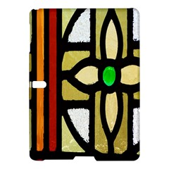 A Detail Of A Stained Glass Window Samsung Galaxy Tab S (10 5 ) Hardshell Case