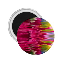 Abstract Pink Colorful Water Background 2 25  Magnets