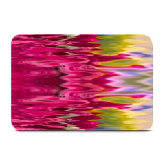 Abstract Pink Colorful Water Background Plate Mats