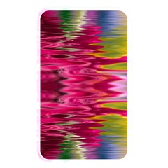Abstract Pink Colorful Water Background Memory Card Reader