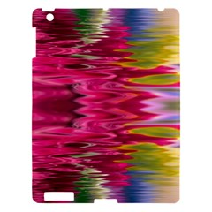 Abstract Pink Colorful Water Background Apple Ipad 3/4 Hardshell Case