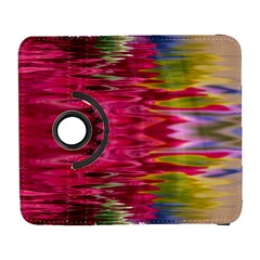 Abstract Pink Colorful Water Background Galaxy S3 (flip/folio)