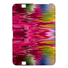 Abstract Pink Colorful Water Background Kindle Fire Hd 8 9