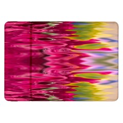 Abstract Pink Colorful Water Background Samsung Galaxy Tab 8 9  P7300 Flip Case