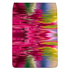 Abstract Pink Colorful Water Background Flap Covers (l)