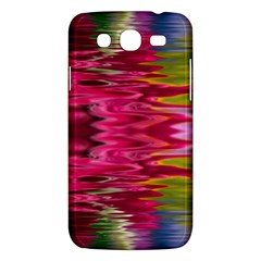 Abstract Pink Colorful Water Background Samsung Galaxy Mega 5.8 I9152 Hardshell Case