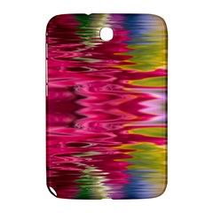 Abstract Pink Colorful Water Background Samsung Galaxy Note 8 0 N5100 Hardshell Case