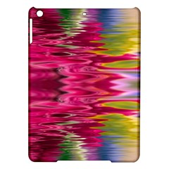 Abstract Pink Colorful Water Background Ipad Air Hardshell Cases