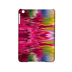 Abstract Pink Colorful Water Background iPad Mini 2 Hardshell Cases