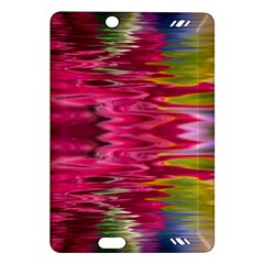 Abstract Pink Colorful Water Background Amazon Kindle Fire Hd (2013) Hardshell Case