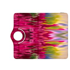 Abstract Pink Colorful Water Background Kindle Fire Hdx 8 9  Flip 360 Case