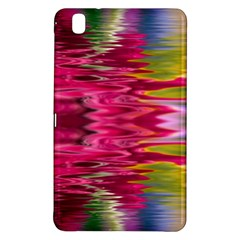 Abstract Pink Colorful Water Background Samsung Galaxy Tab Pro 8 4 Hardshell Case