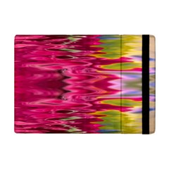 Abstract Pink Colorful Water Background Ipad Mini 2 Flip Cases