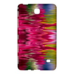 Abstract Pink Colorful Water Background Samsung Galaxy Tab 4 (7 ) Hardshell Case