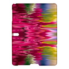 Abstract Pink Colorful Water Background Samsung Galaxy Tab S (10 5 ) Hardshell Case
