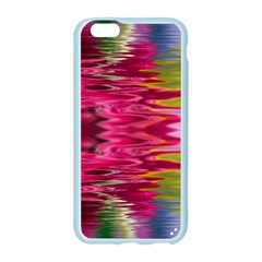 Abstract Pink Colorful Water Background Apple Seamless iPhone 6/6S Case (Color)