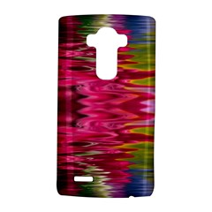 Abstract Pink Colorful Water Background Lg G4 Hardshell Case