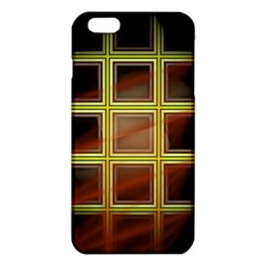 Drawing Of A Color Fractal Window Iphone 6 Plus/6s Plus Tpu Case