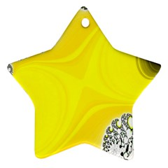 Fractal Abstract Background Ornament (star)