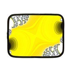 Fractal Abstract Background Netbook Case (small)