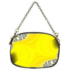 Fractal Abstract Background Chain Purses (two Sides)